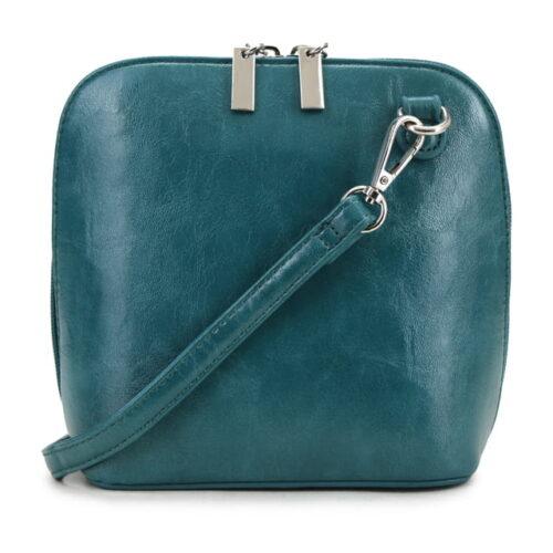Small Handbag, Teal
