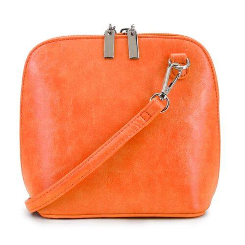 Small Handbag, Orange