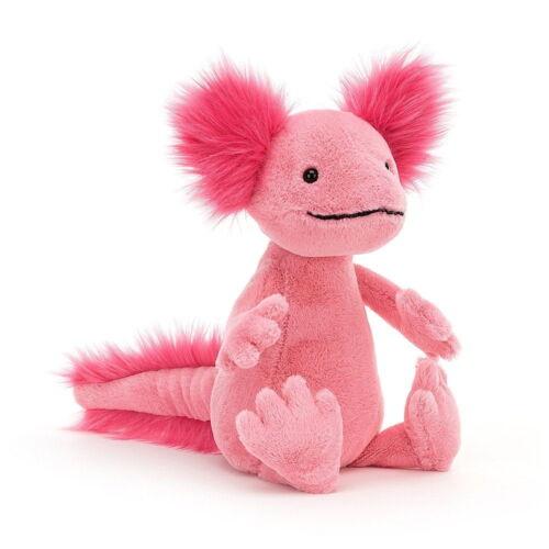 Alex Axolotl by Jellycat