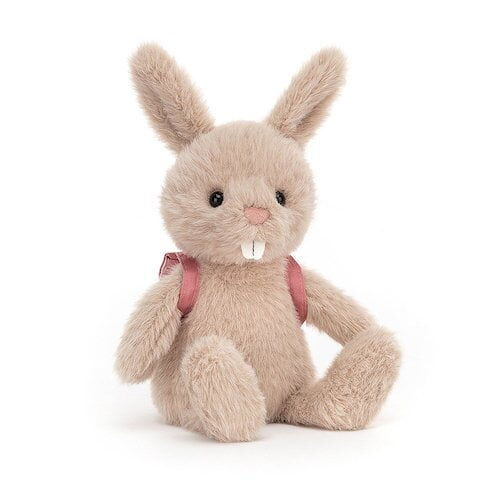 Jellycat backpack bunnie