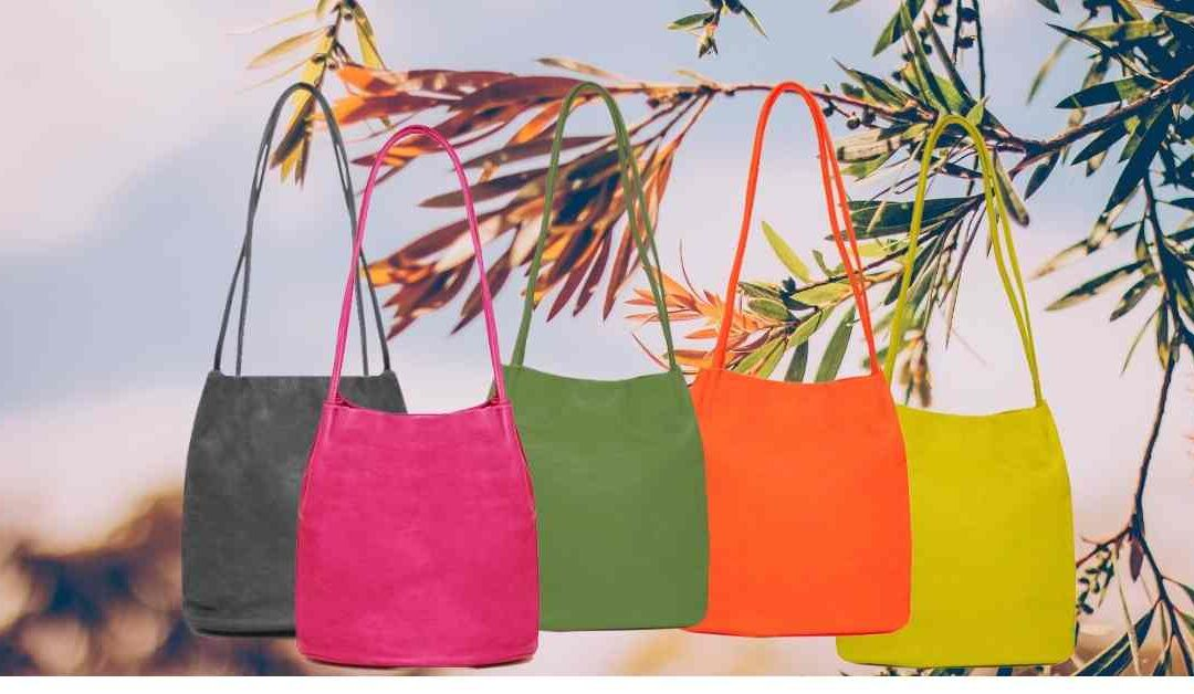 Bright And Beautiful Shoulder Bags.