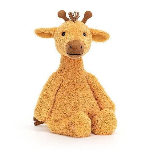 Cushy Giraffe by Jellycat
