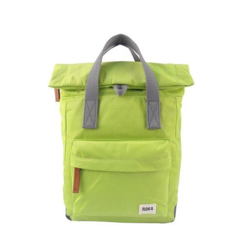 Roka Canfield Small Lime backpack by Roka