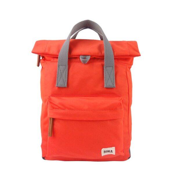 Roka Backpack Canfield B in Orange