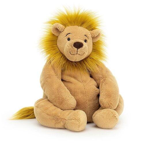 Jellycat Rumpletum Lion