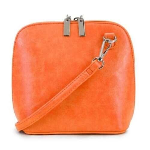 Small Handbag. Orange