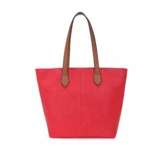 Shoulder Bag. Red