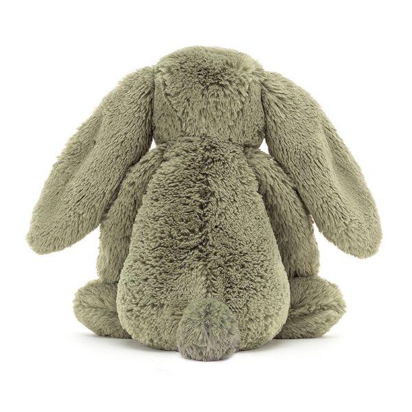 Jellycat Medium Bashful Bunny Fern