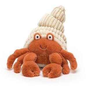 Jellycat Herman Hermit Cyddly Toy