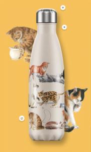 Emma Bridgewater Cats Chilly's Bottle