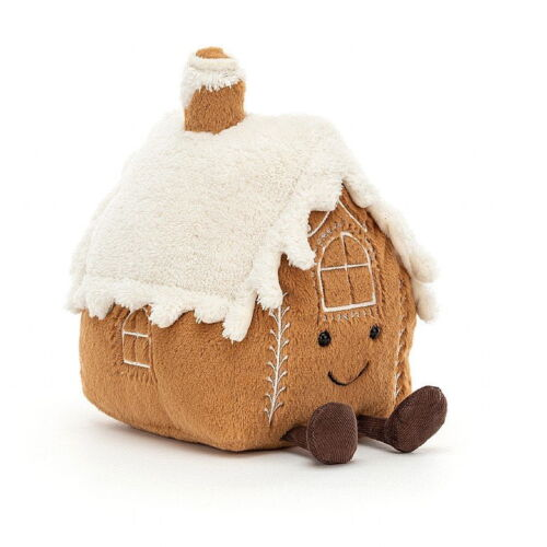 Jellycat Amuseable Ginger Bread House