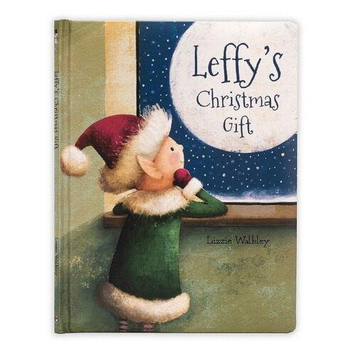 Jellycat Leffy's Christmas Book