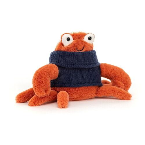 Jellycat Cozy Crew Crab