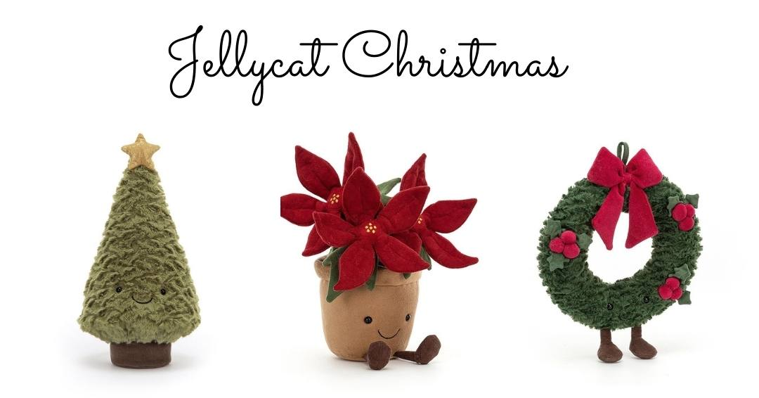Jellycat Christmas (Is It Too Soon ?)