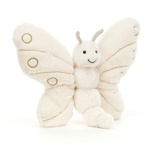 Jellycat Winter Glistening Butterfly